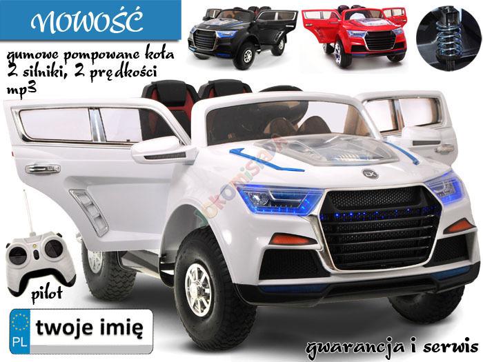 Jkm Pa0091 Mocne Auto Amortyzatory 4biegi Gumowe Koła Nasze Dzieci